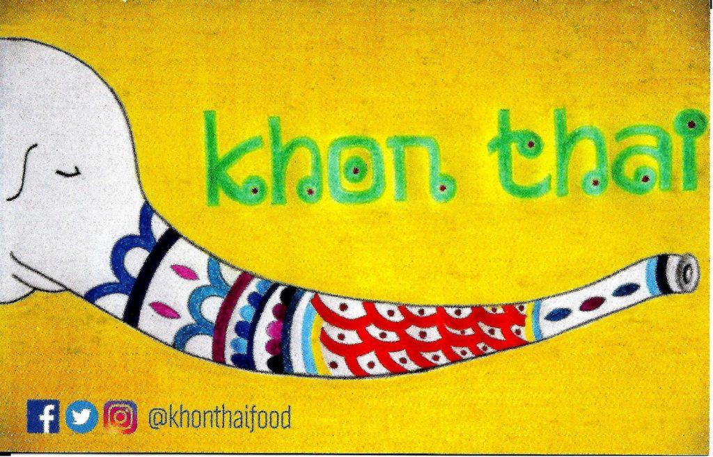 2. Khon Thai Logo