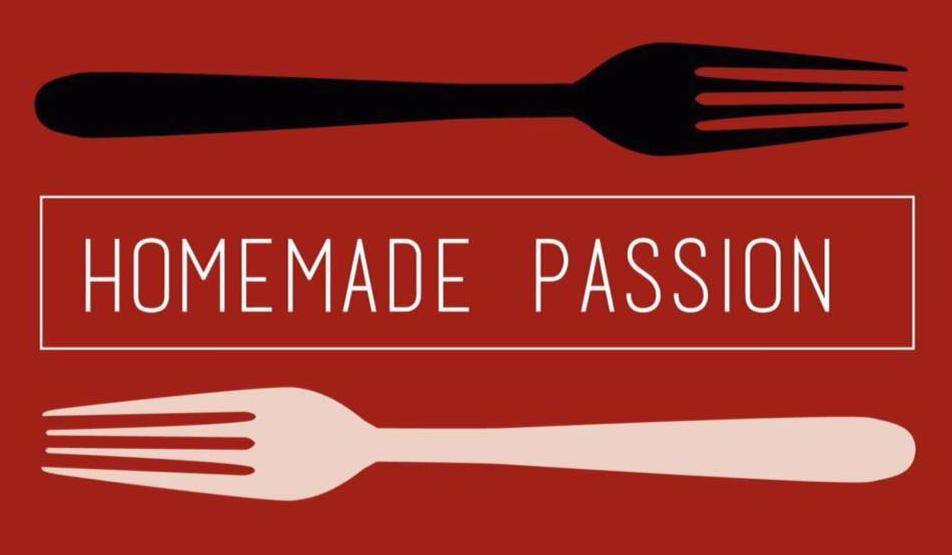 3. Homemade Passion Logo